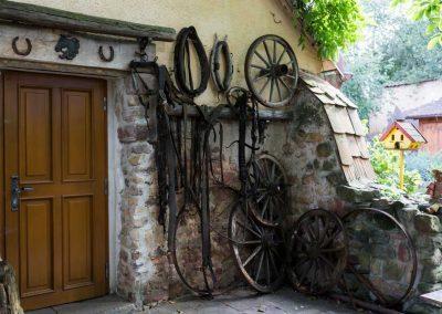 Kavárna Modré dveře