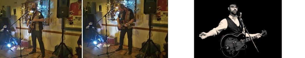 St. Johnny - hudební večer