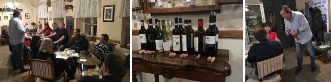 Aleš Svoboda - degustace vín